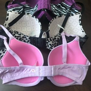 Victoria's Secret Bra Bundle! Size 34D!